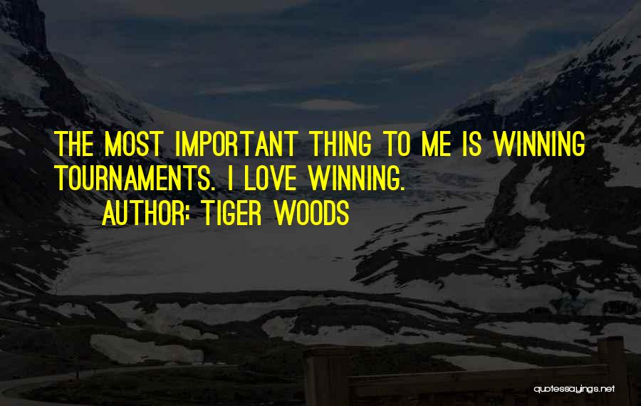 Tiger Woods Quotes 2109627