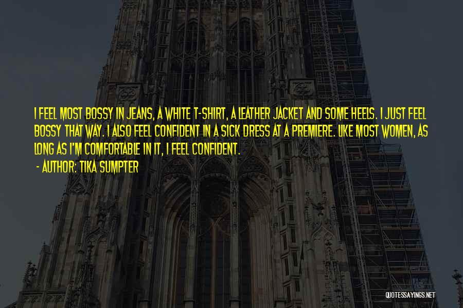Tika Sumpter Quotes 1210898