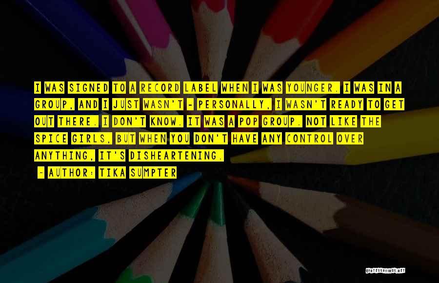 Tika Sumpter Quotes 1221062