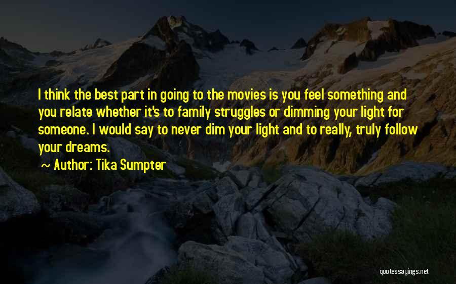 Tika Sumpter Quotes 1908280