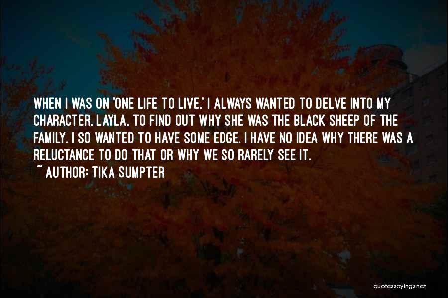 Tika Sumpter Quotes 200215