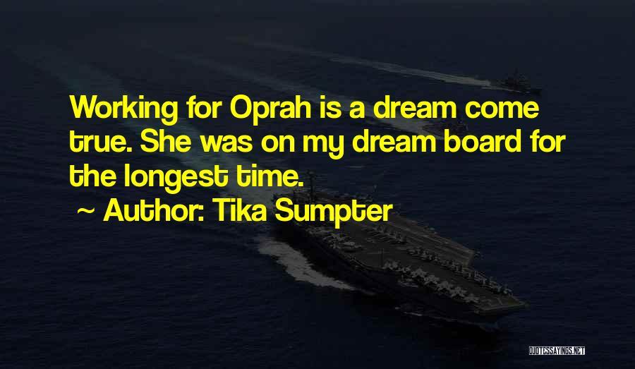 Tika Sumpter Quotes 750458