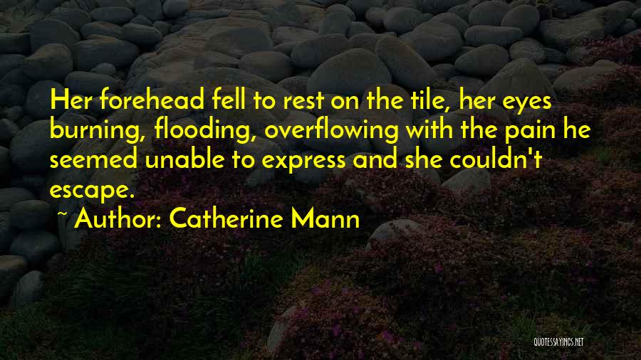 Tile Quotes By Catherine Mann