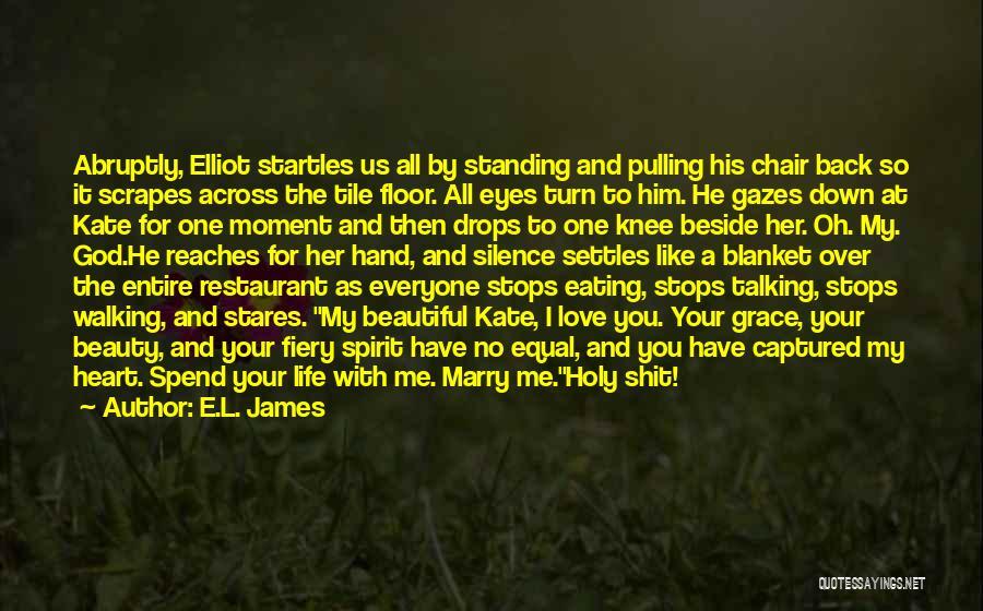 Tile Quotes By E.L. James