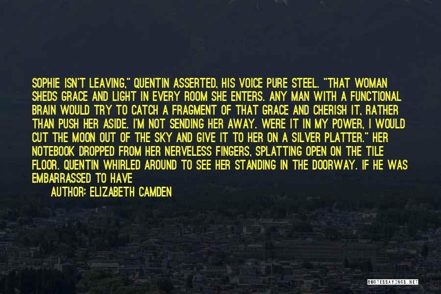 Tile Quotes By Elizabeth Camden