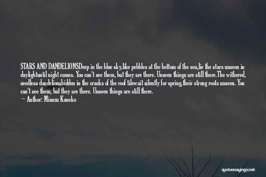 Tile Quotes By Misuzu Kaneko