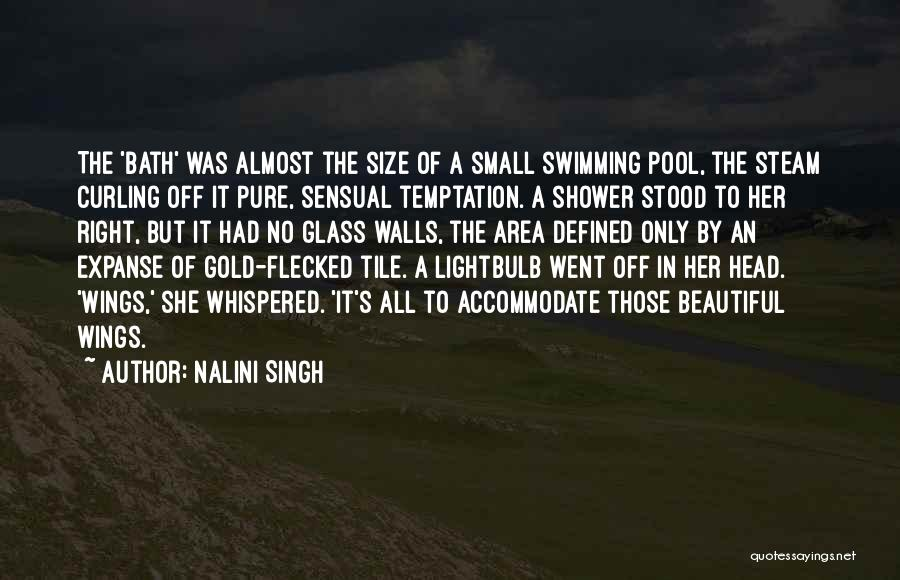 Tile Quotes By Nalini Singh
