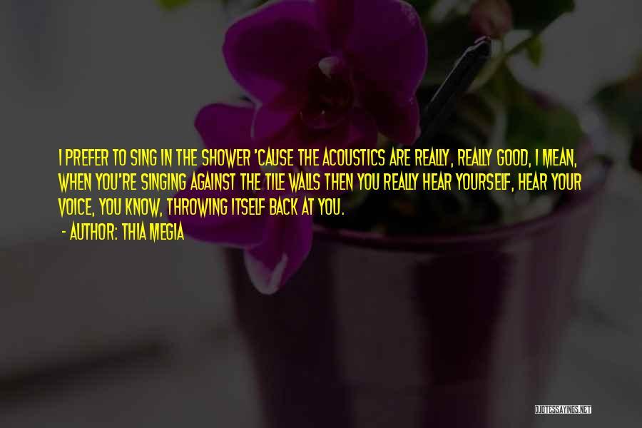 Tile Quotes By Thia Megia
