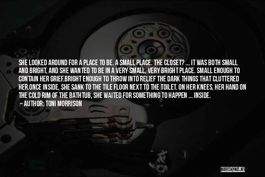 Tile Quotes By Toni Morrison
