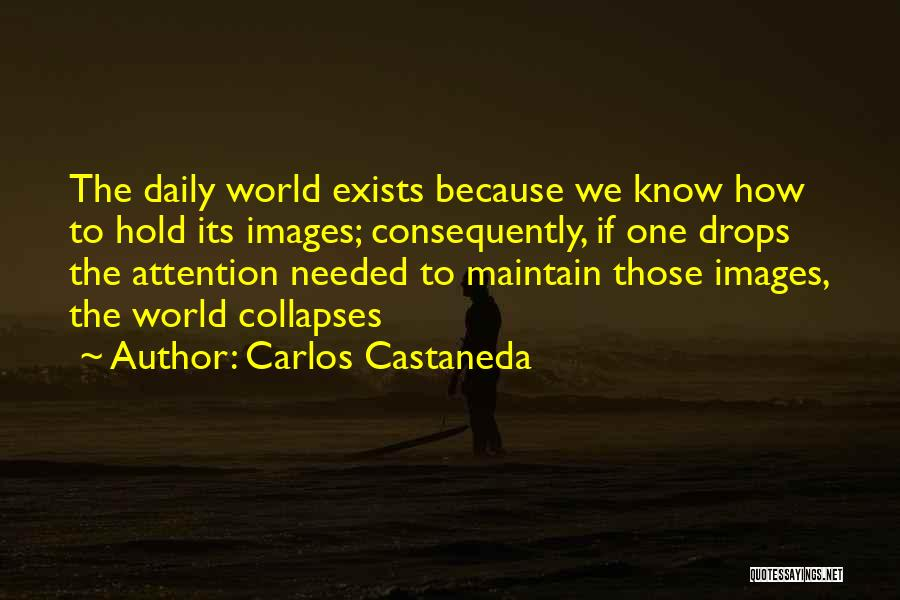 Till I Collapse Quotes By Carlos Castaneda