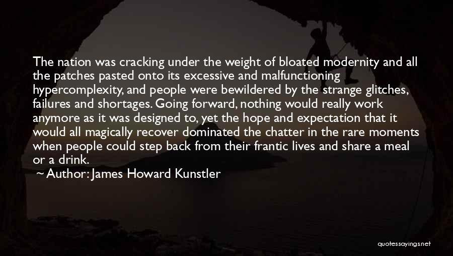Till I Collapse Quotes By James Howard Kunstler