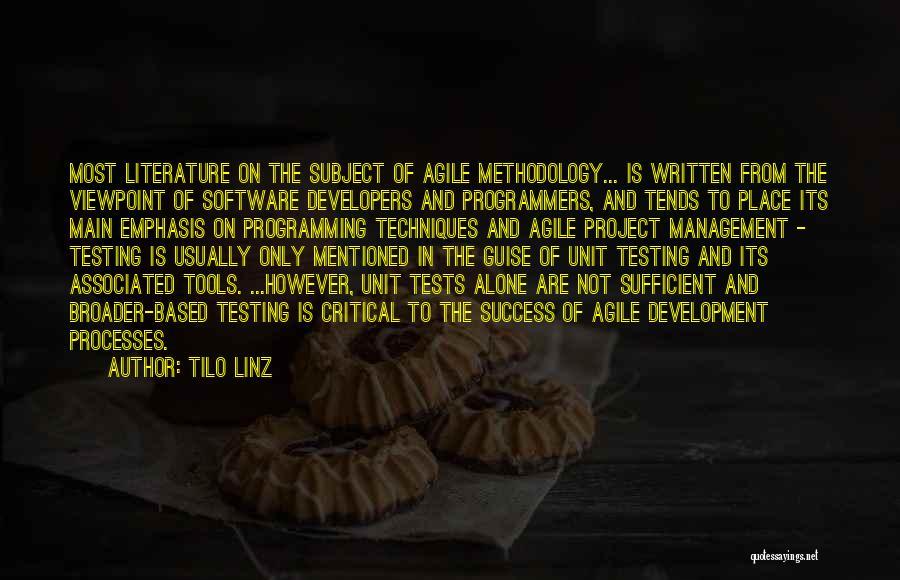 Tilo Linz Quotes 540174