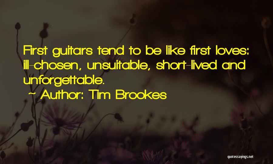 Tim Brookes Quotes 692712