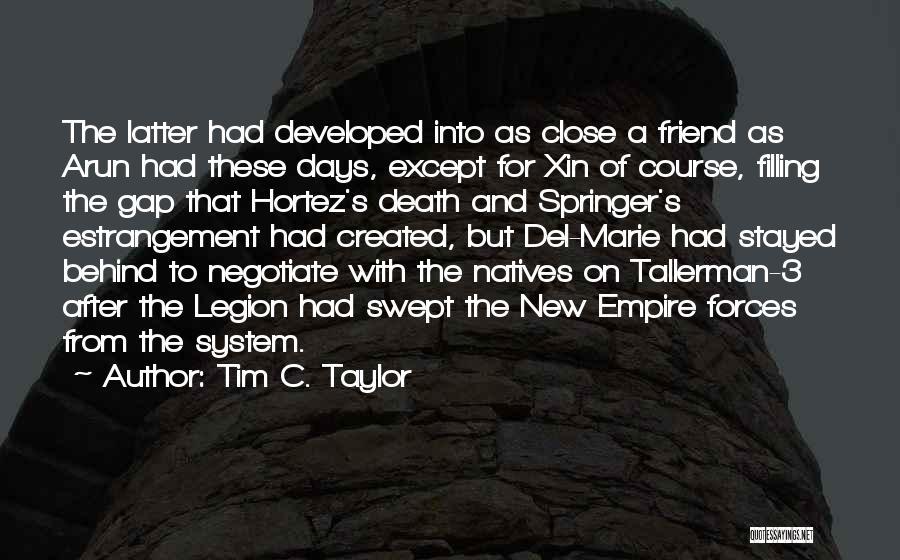 Tim C. Taylor Quotes 1019642