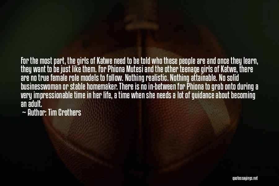 Tim Crothers Quotes 1215914