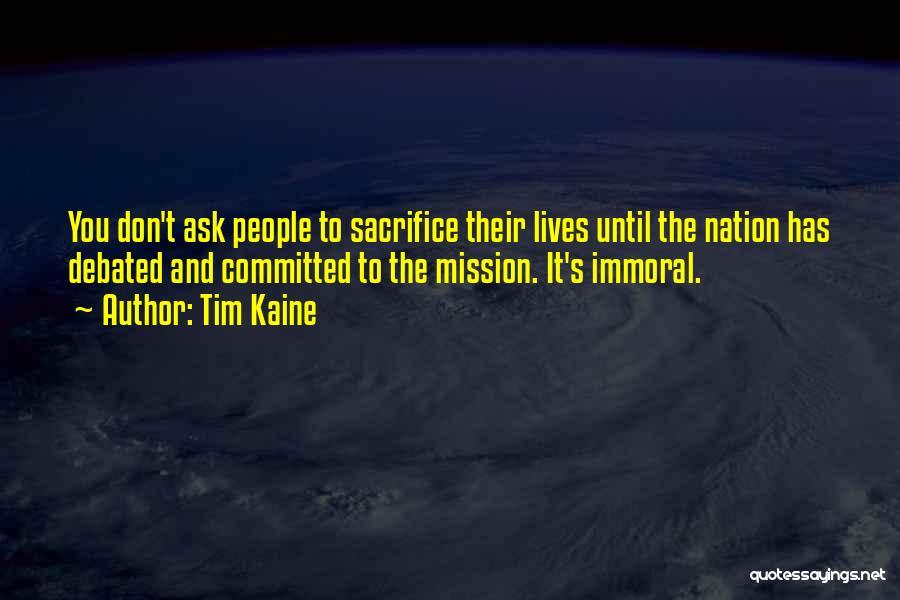 Tim Kaine Quotes 463525