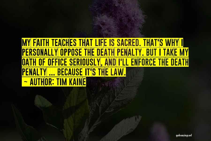 Tim Kaine Quotes 891507