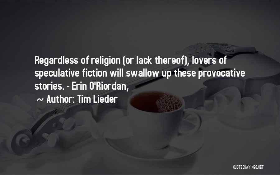 Tim Lieder Quotes 133859