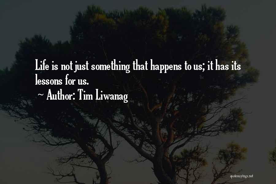 Tim Liwanag Quotes 1322794