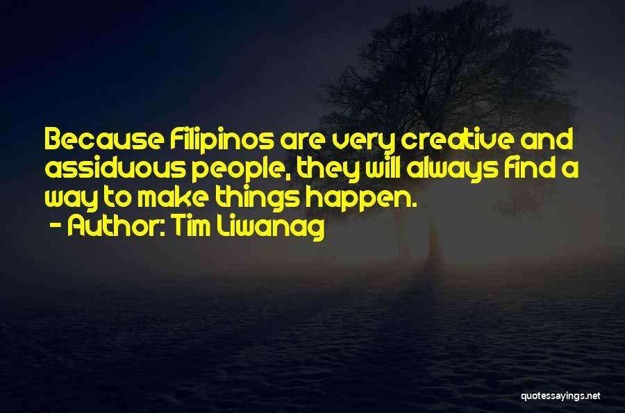 Tim Liwanag Quotes 2194213