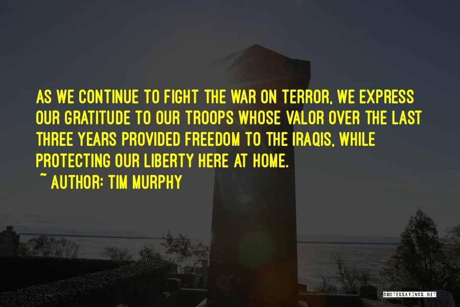 Tim Murphy Quotes 1269318