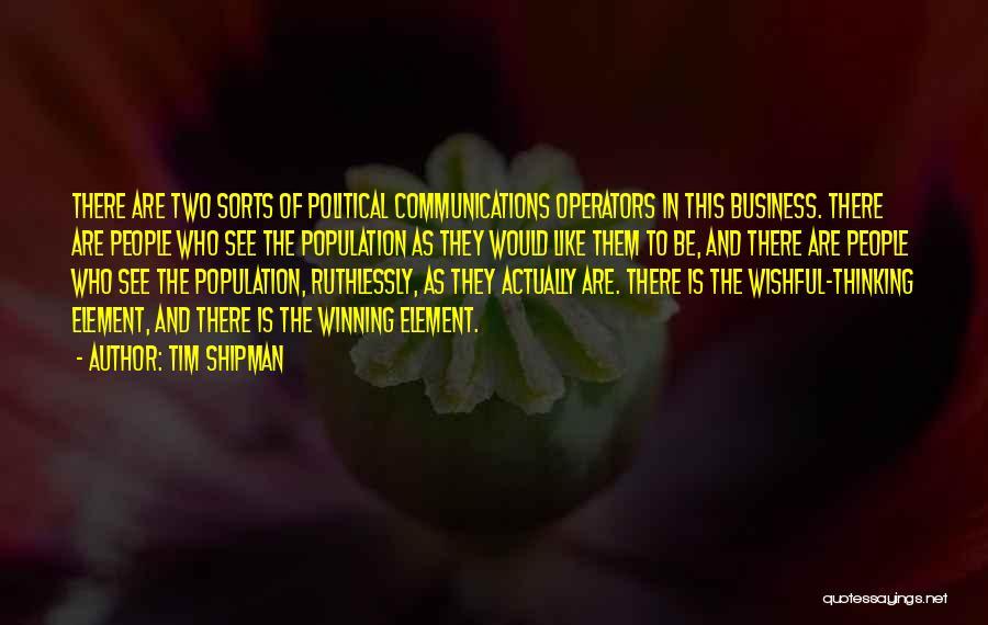 Tim Shipman Quotes 455854