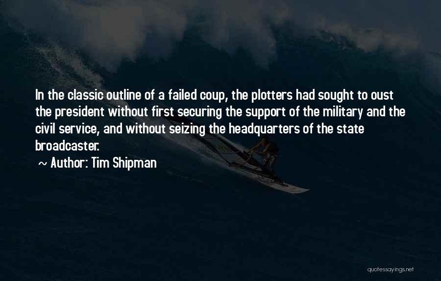 Tim Shipman Quotes 972159