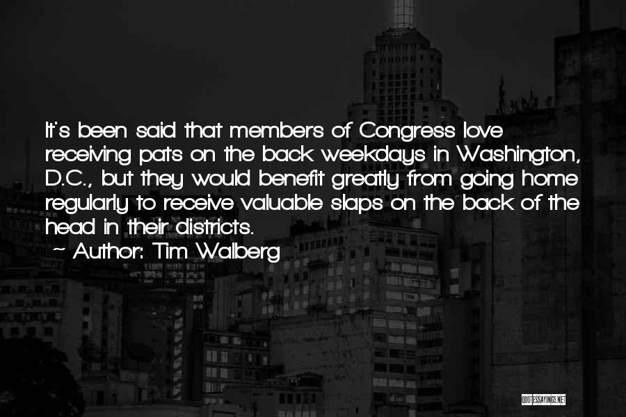 Tim Walberg Quotes 1258089