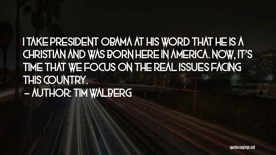 Tim Walberg Quotes 1410919