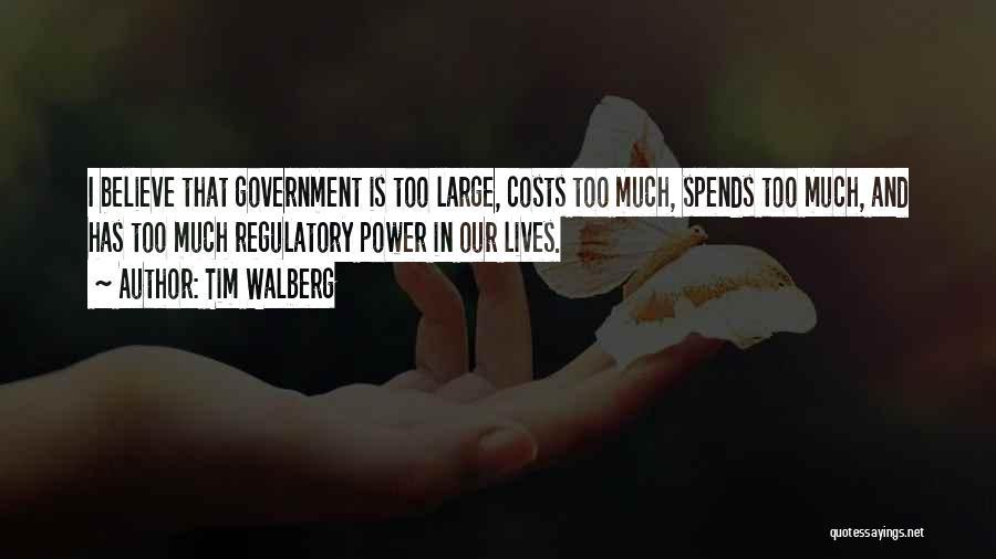 Tim Walberg Quotes 1419445