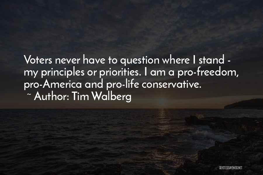 Tim Walberg Quotes 2065633