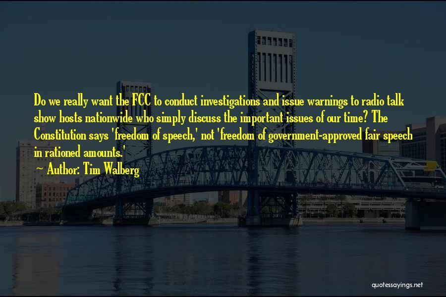 Tim Walberg Quotes 755862