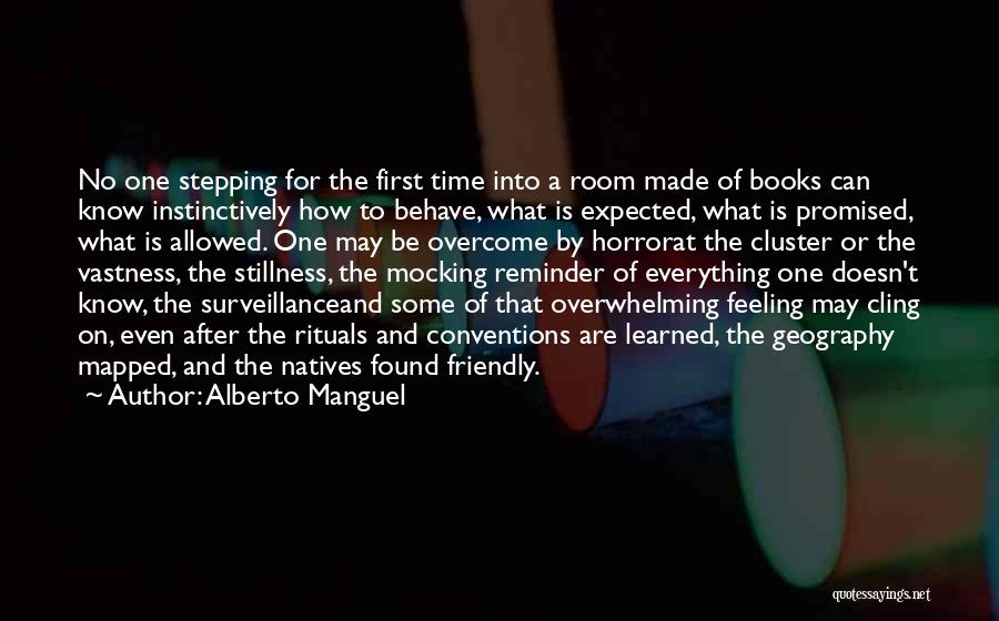 Time After Time Book Quotes By Alberto Manguel