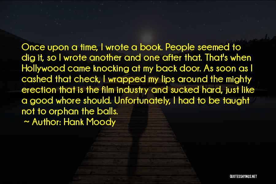 Time After Time Book Quotes By Hank Moody