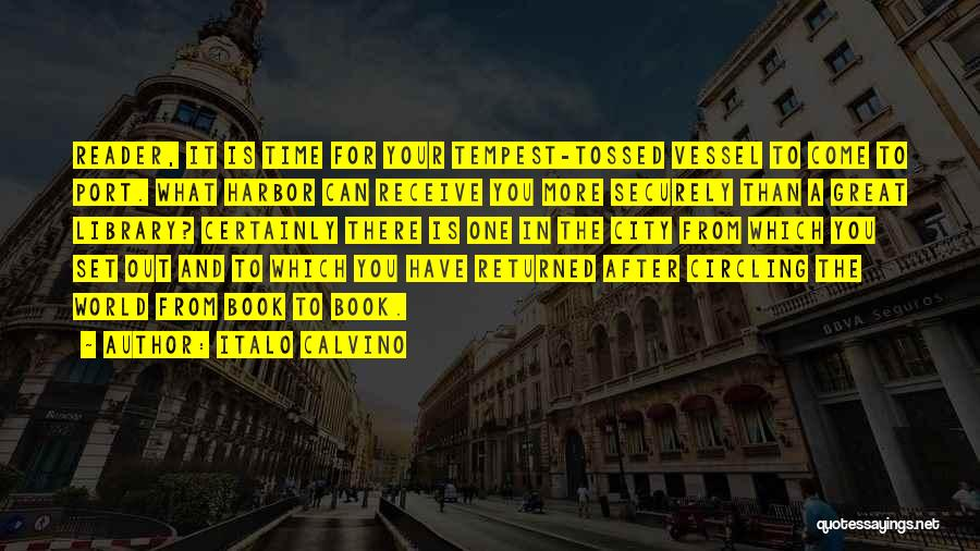 Time After Time Book Quotes By Italo Calvino