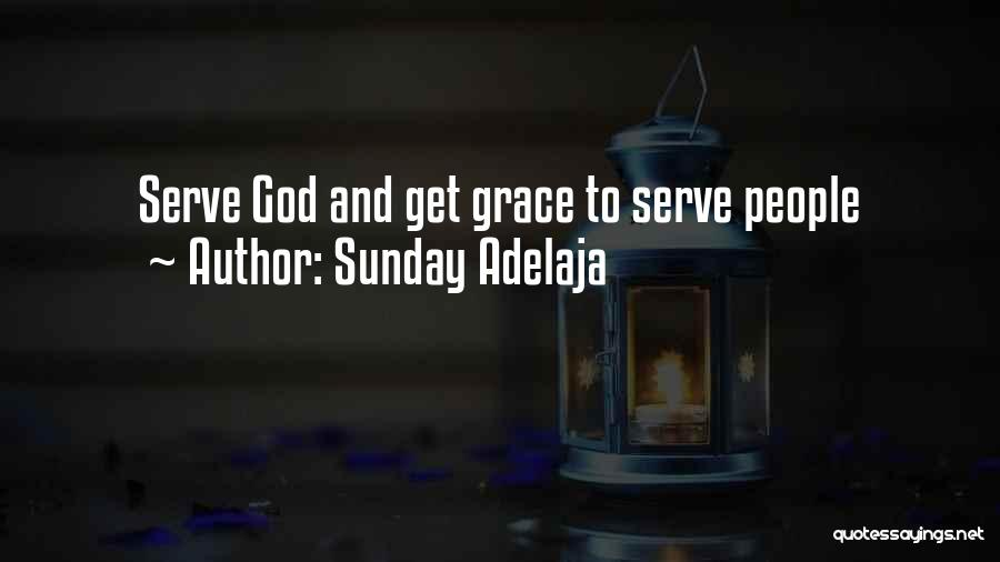 Time And God Quotes By Sunday Adelaja