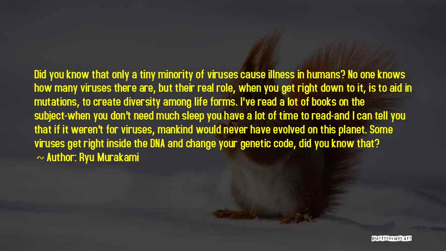 Time And Life Change Quotes By Ryu Murakami