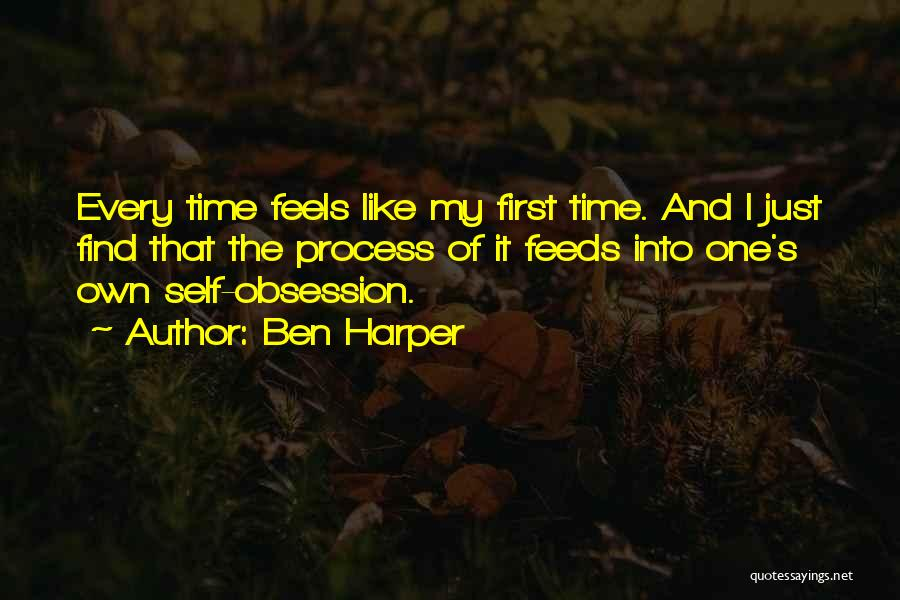 Time And Quotes By Ben Harper