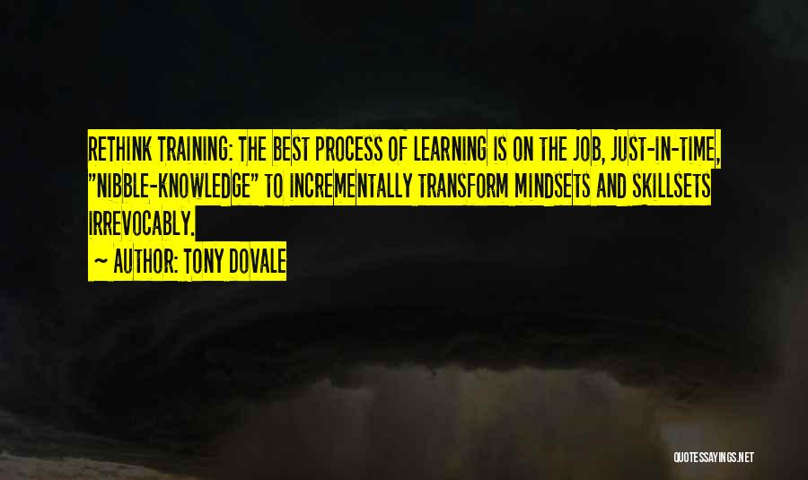 Time And Quotes By Tony Dovale