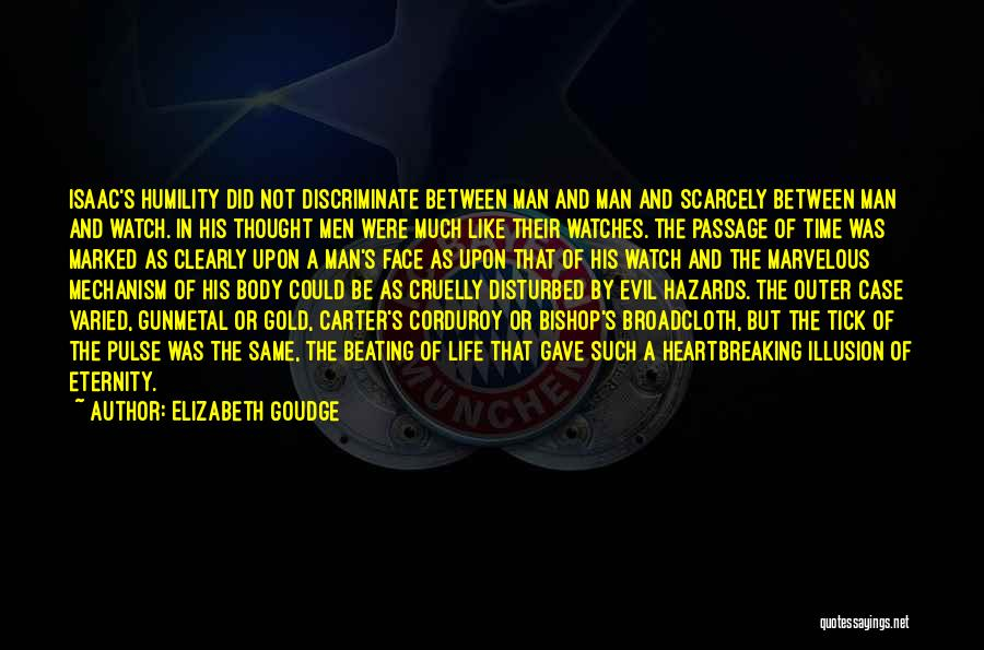 Time And Watches Quotes By Elizabeth Goudge