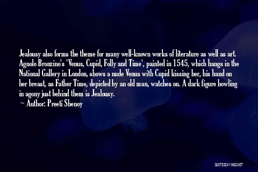 Time And Watches Quotes By Preeti Shenoy