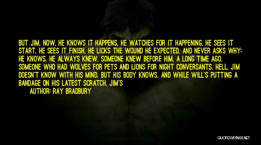 Time And Watches Quotes By Ray Bradbury