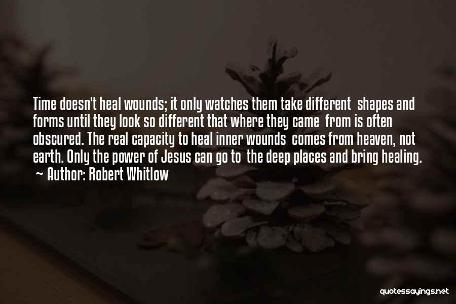 Time And Watches Quotes By Robert Whitlow