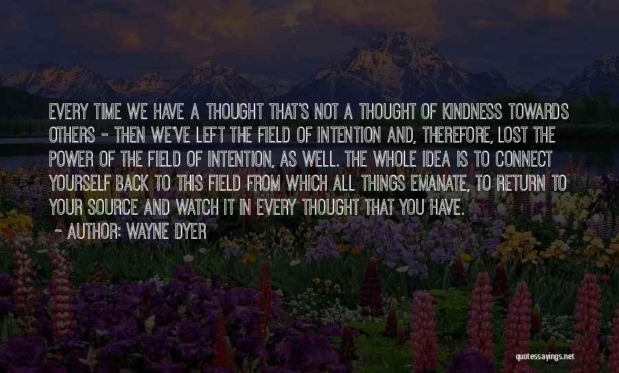 Time And Watches Quotes By Wayne Dyer