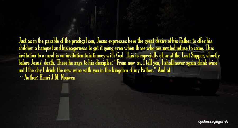 Time Before Marriage Quotes By Henri J.M. Nouwen