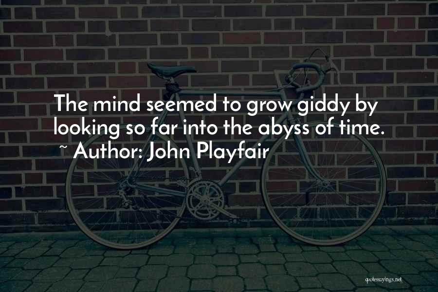 Time By Time Quotes By John Playfair