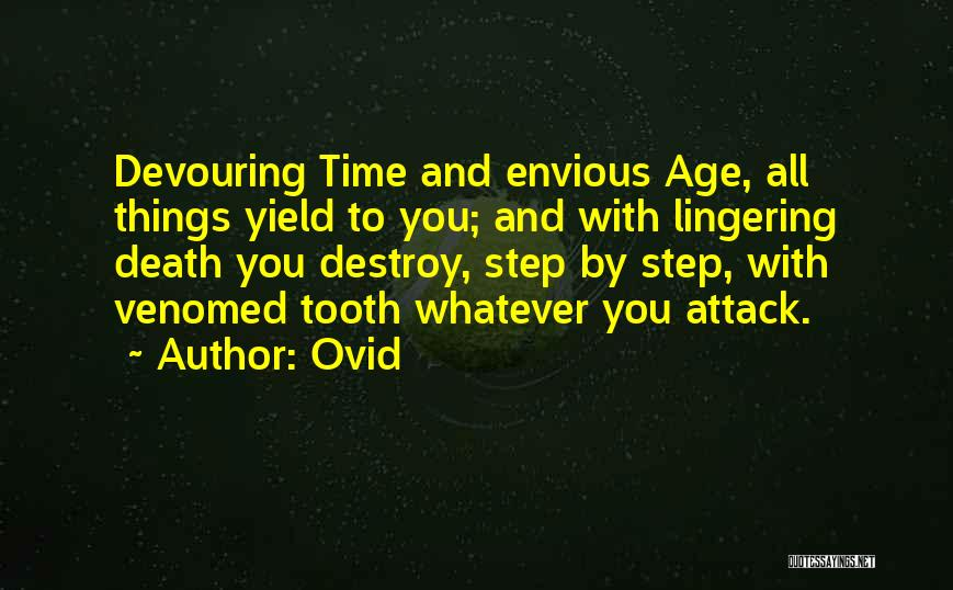 Time By Time Quotes By Ovid