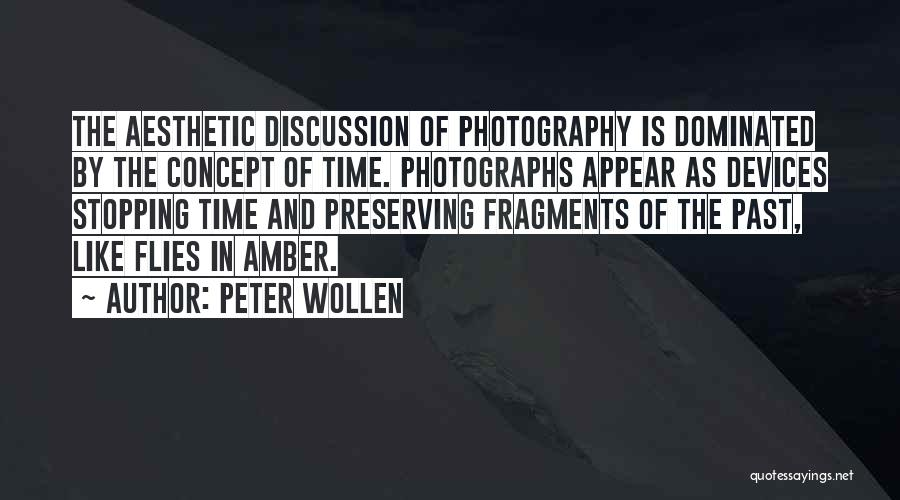 Time By Time Quotes By Peter Wollen
