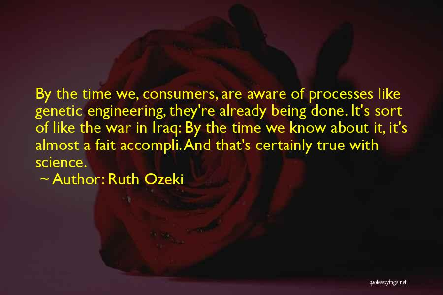 Time By Time Quotes By Ruth Ozeki
