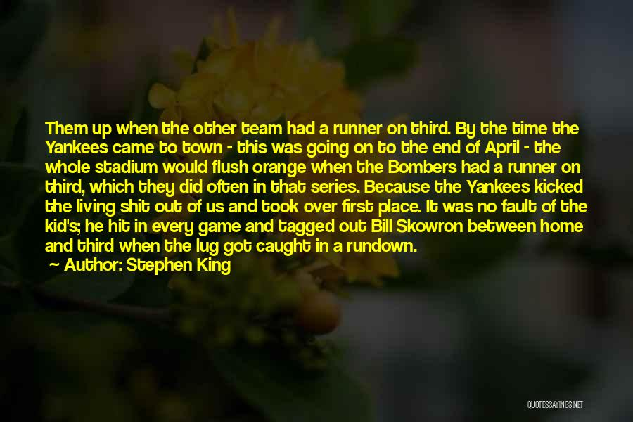 Time By Time Quotes By Stephen King